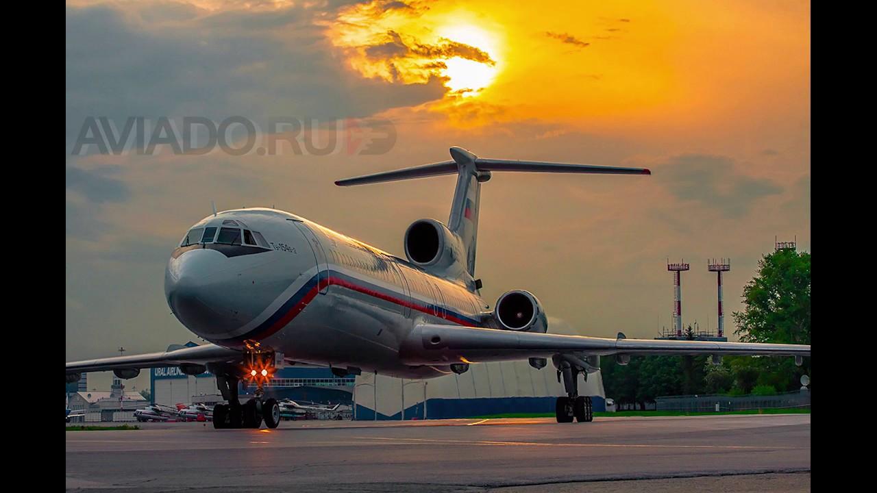 Авиакатастрофа ТУ-154 RA-85572: переговоры пилотов с диспетчерами перед катастрофой