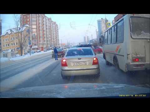 ДТП Томск Комсомольский 16 01 16