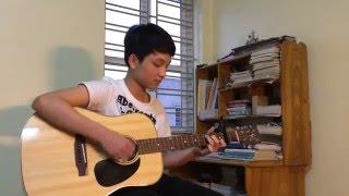 Tình thôi xót xa - Lam Trường | #Acoustic Guitar Cover by Hải Đăng
