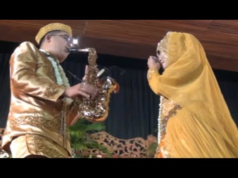 Endless Love - Lionel Richie ft. Diana Ross (Wedding Performance Solo Saxophone by Bagas Anjar)