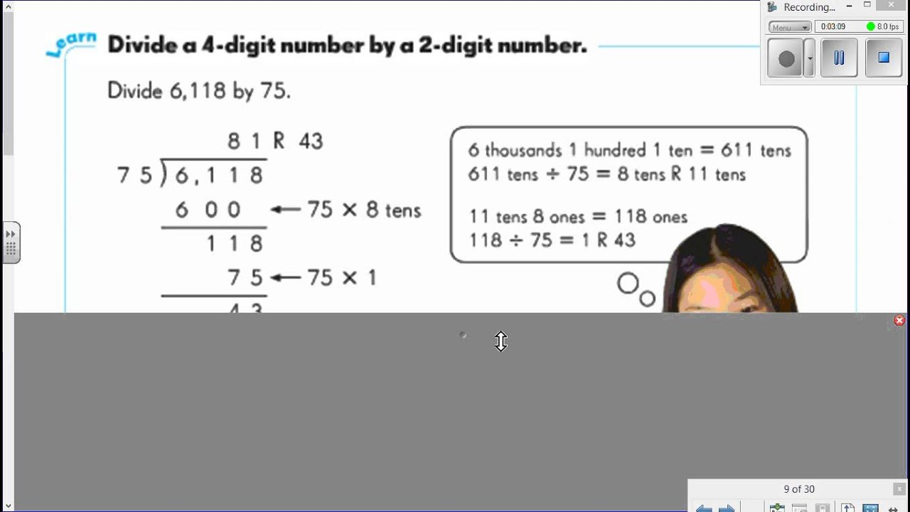 Fifth Grade Math in Focus Lesson 2.5 - YouTube