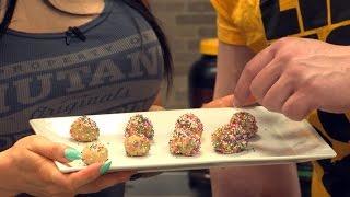 Birthday Cake Balls - Feed A Mutant W/emily Adams + Ron Partlow