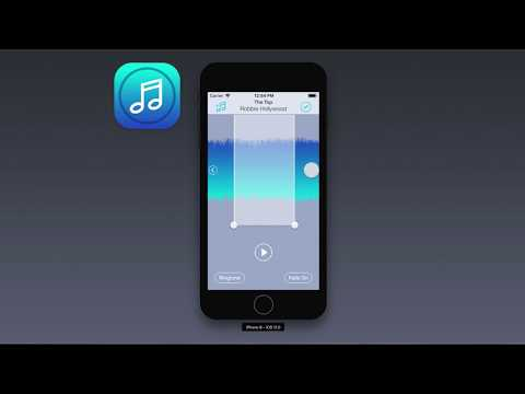 How to Create Custom iPhone Ringtones With Ringtone Designer
