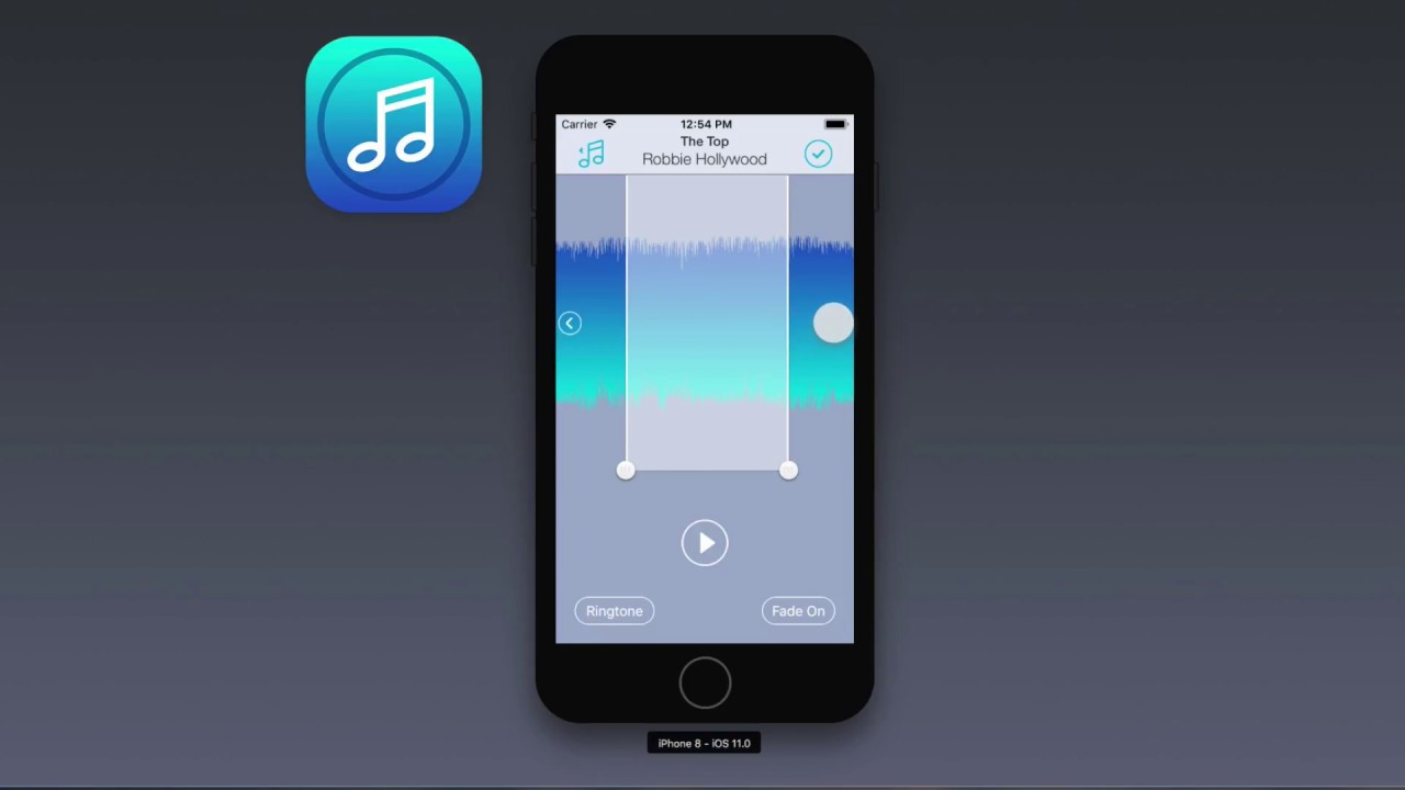 custom ringtone iphone how to create custom iphone ringtones with ringtone 10470