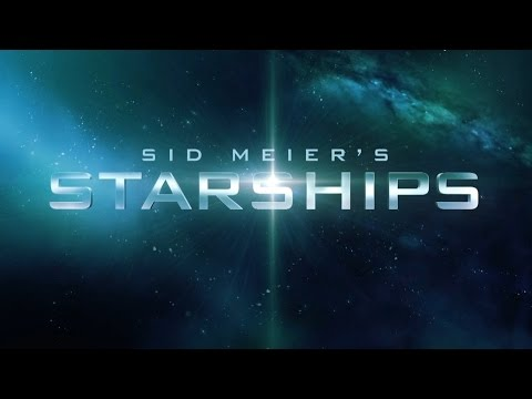 Sid Meier's Starships - Announcement Trailer