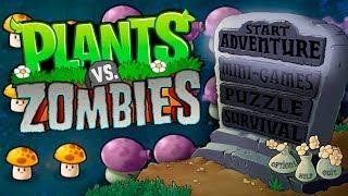 Продолжаем Приключение // Plants vs. Zombies #31