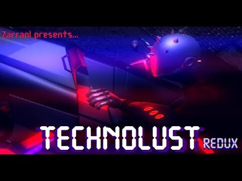 Player One Ready ~ TECHNOLUST REDUX: Oculus Rift VR