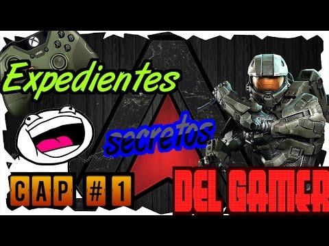 HALO 4 || EXPEDIENTES SECRETOS DEL GAMER || SOY UNA STATUA Lol