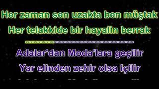 Ada Sahilleri - Karaoke
