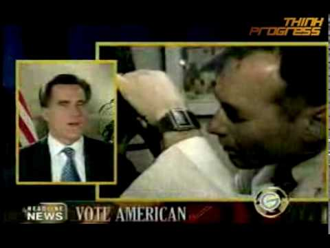 FLASHBACK 2007: Romney Praises Heritage Foundation, touts health care reform