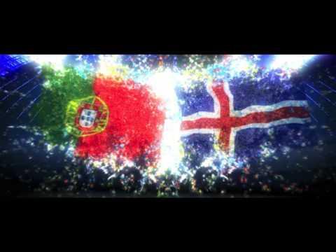 EM 2016 - Portugal : Island