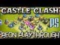 Castle Clash Peon 5: Rad Raids + Secret Base - Peon Playthrough P5