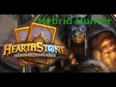[Hearthstone] Legend Hybrid Hunter Guide