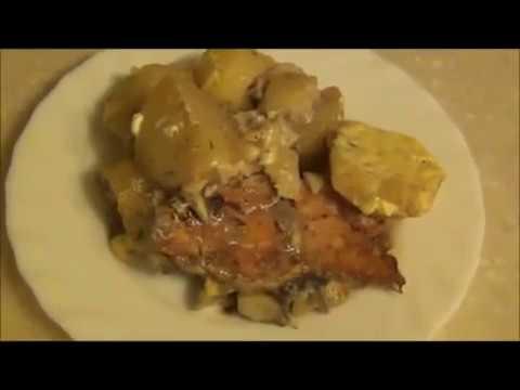 Рецепт курица с гречкой в мультиварке с фото пошагово