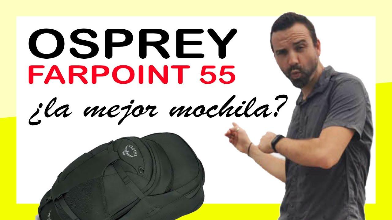 Osprey Farpoint 55 Mochila-Maleta