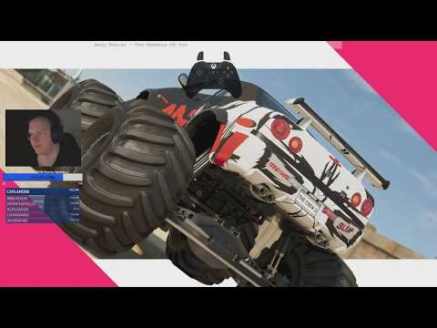 [Old WR] The Crew 2 - Monster Truck - StormX Arena - 41.851 pts (Co-Op, PC) |