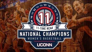 2016 NCAA Women's Basketball National Champions