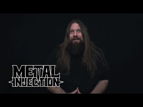 LAMB OF GOD's MARK MORTON Talks Solo Album On 10 Questions With... | Metal Injection