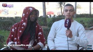الشاب المغربي اللي دار البوز فالفايسبوك يكشف حقيقة زواجه من مهاجرة من افريقيا جنوب الصحراء ...