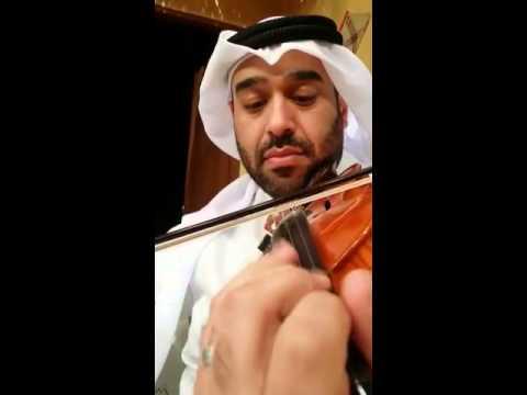خالد نوري تقاسيم كمان على مقام الكرد