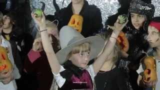 JFStar Halloween Kids Fashion Night Show
