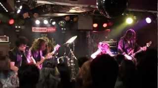 "Japanese QUEENSRYCHE tribute band: ""Jyotei Kocka"" plays ""I Don't Believe In Love"". クイーンズライチ カバーバンド「女帝国家 - 精神犯罪計画 -」"