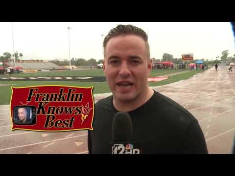 Jason Franklin On-Air TV Host Reporter Demo Reel 042317