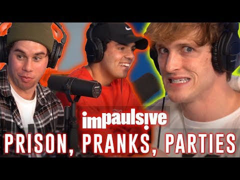 THE NELK BOYS TALK PRISON, PRANKS, AND PARTIES - IMPAULSIVE EP. 27