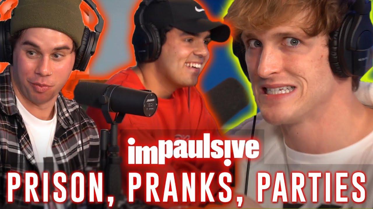 THE NELK BOYS TALK PRISON, PRANKS, & PARTIES – IMPAULSIVE # 27