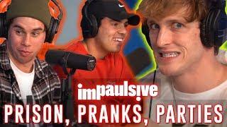 THE NELK BOYS TALK PRISON, PRANKS, AND PARTIES - IMPAULSIVE EP. 27