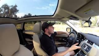 Real Videos: 2013 Range Rover Evoque Luxury CUV