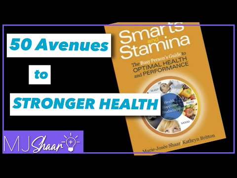 Smarts and Stamina: Guide to Optimal Health and Performance