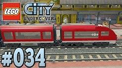 LEGO CITY UNDERCOVER PS4 PART 34 - ZUG FAHREN | Let´s Play Lego City Undercover Deutsch EgoWhity