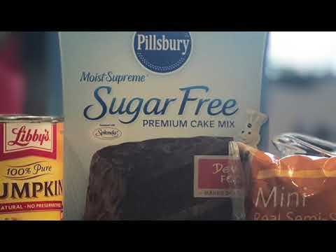 3SP Chocolate Pumpkin Muffins (Weight Watchers Freestyle)