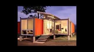 Fascinating Container House Ideas - Modern Home Design