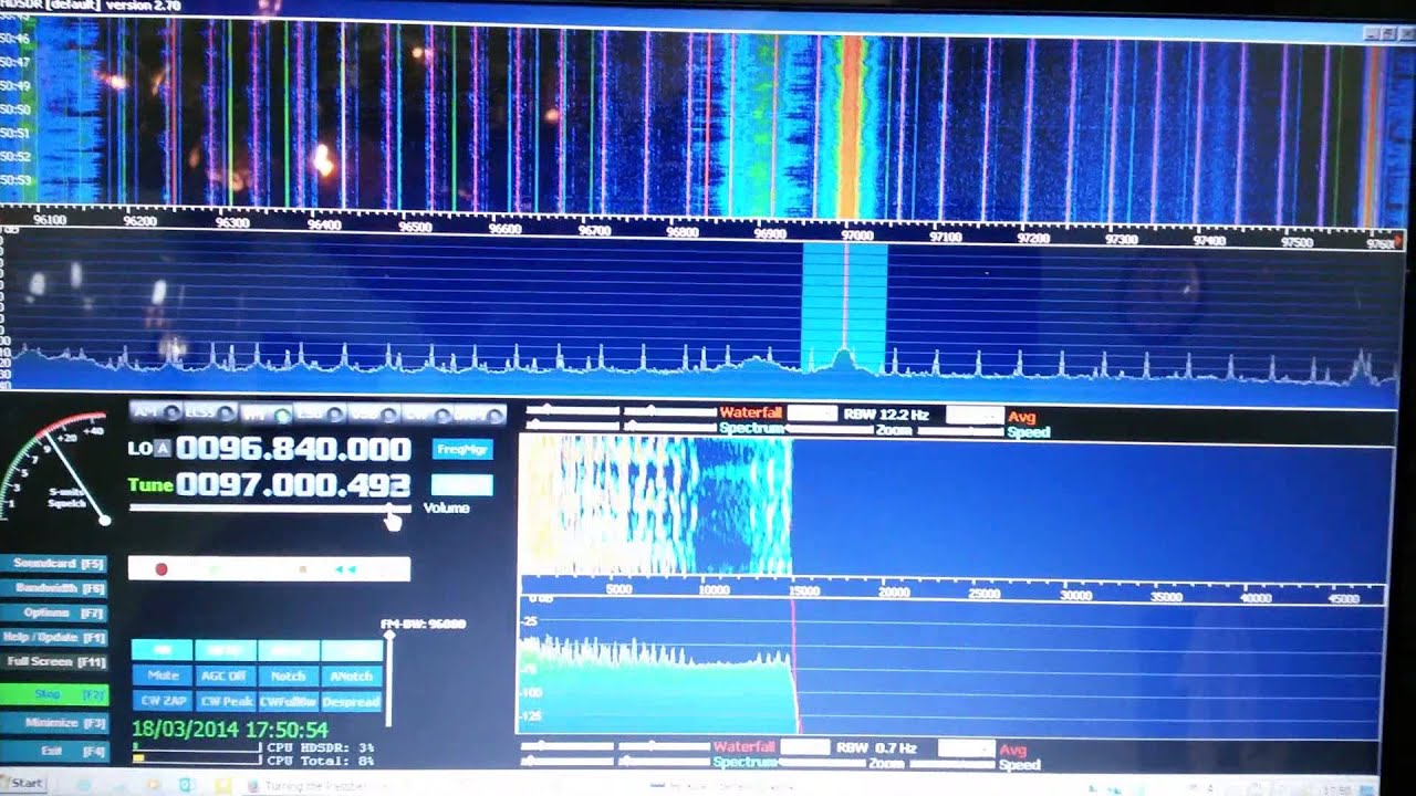 setup hdsdr dongle - cinemapichollu