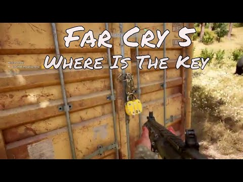 Far Cry® 5 US Auto Where Is The Key