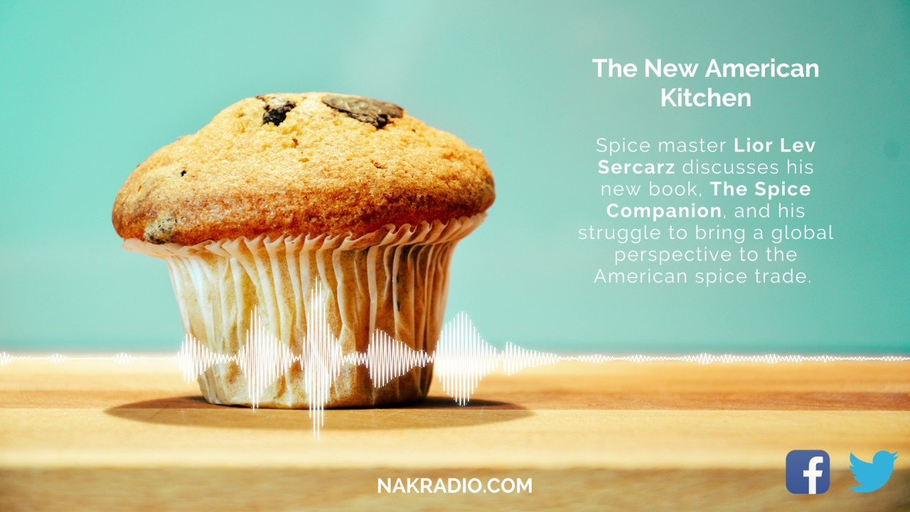 The New American Kitchen: Lior Lev Sercarz - YouTube