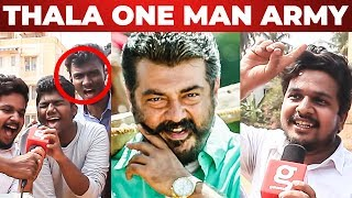 Thala Fans Reaction To Ajith's Press Release - Public Opinion