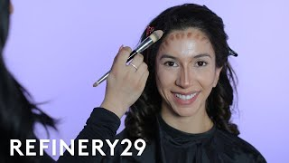 I Got Transformed Into Kourtney Kardashian | Beauty Evolution | Refinery29