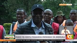 Waziri wa Kawi Charles Keter awasihi wakenya washiriki kwenye sensa
