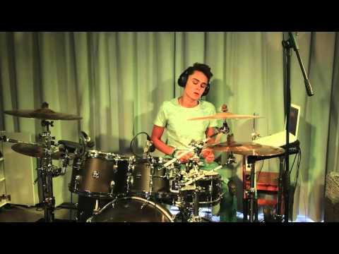 Ed Sheeran & Rudimental - Bloodstream (Drum Cover)