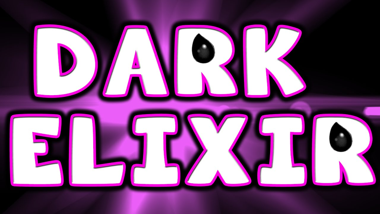 Strategy quot clash of clans dark elixir quick amp easy coc attack