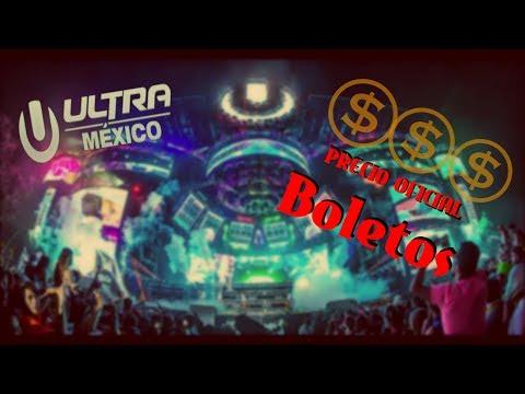 ¡ULTRA MUSIC FESTIVAL MÉXICO 2017!   PRECIOS OFICIALES 