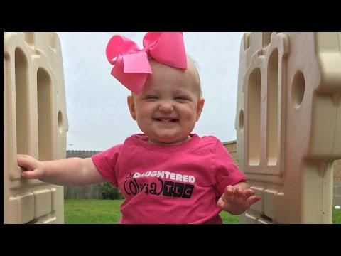 Baby Olivia Loves To Dance And Show Off Her Dimples | OutDaughtered