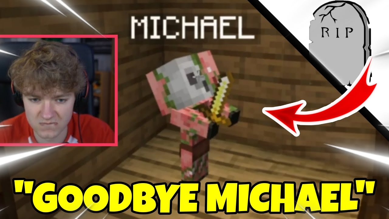 Tommy MEETS Michael the FIRST TIME and wants to KILL HIM (DreamSMP)