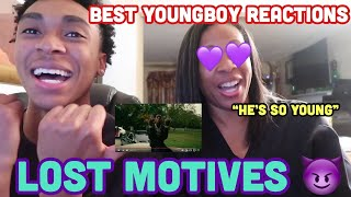 MOM REACTS TO NBA YOUNGBOY LOST MOTIVES!👀