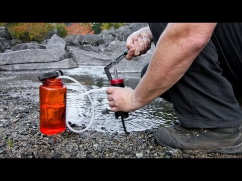 emergency water.water for people.survival and emergency water filtration
