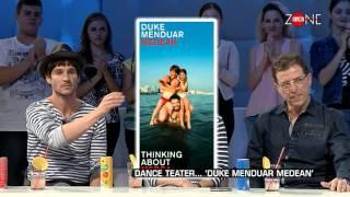 Zone e lire - Dance Teater… 'Duke menduar Medean'! (25 shtator 2015)