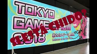 Catastrofher Ep. 2: Tokyo Game Show 2018